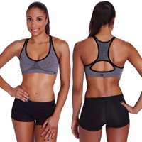 Zensah Racey Running Sports Bra