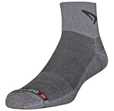 Drymax Lite Trail Run 1/4 Crew Socks