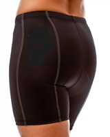 "SLS3 Women's FRT 6"" Race Shorts - Black"